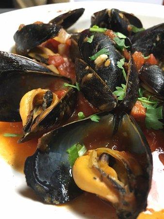 Stone Harbor, NJ: Mussels