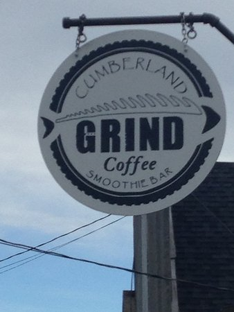 Cumberland, Canada: Great coffee shop