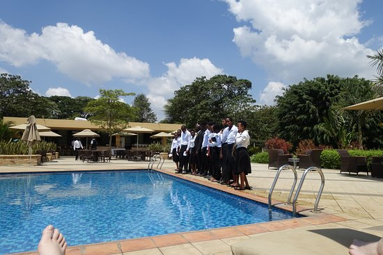 Mount Meru Hotel: Some stuffs...