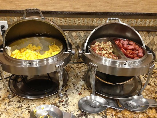 La Quinta Inn & Suites Twin Falls: Hot breakfast!
