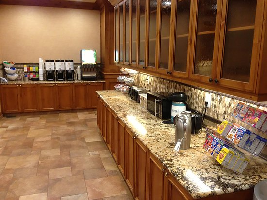 La Quinta Inn & Suites Twin Falls: Breakfast area