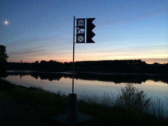 Saint-Dye-sur-Loire, Франция: La Loire, St Dyé sur Loire, Vallée de la Loire