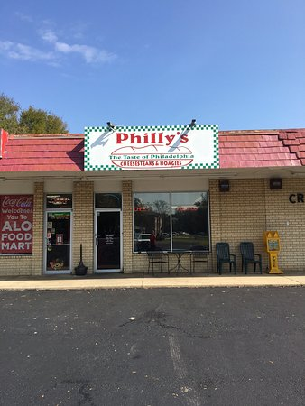 ‪Philly's Cheesesteaks & Hoagies‬
