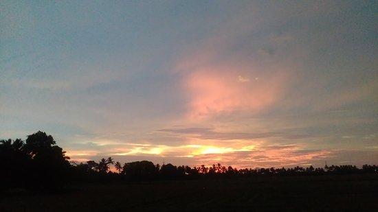 Thiruvalla, India: Sky