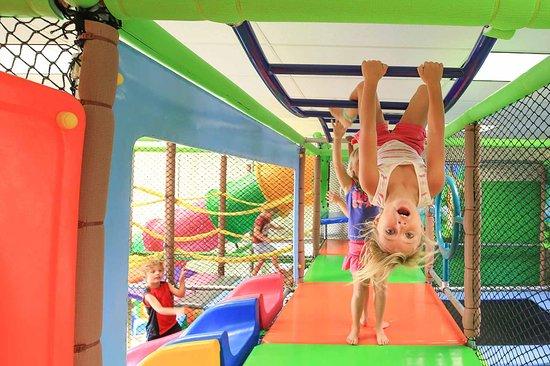 Playland Indoor Payground for kids: Monkey bars