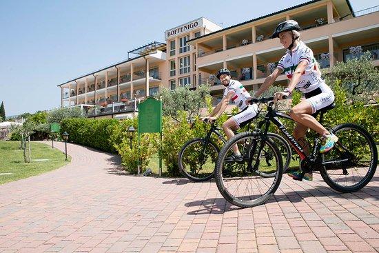 Boffenigo Small & Beautiful Hotel: Bike