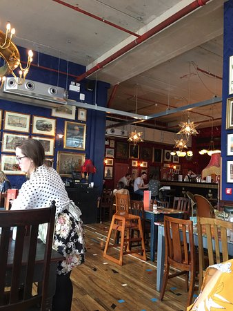 the cosy club lv - picture of cosy club liverpool, liverpool