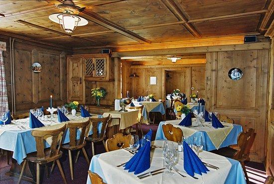 Gasthaus Sonne: Upstairs Restaurant