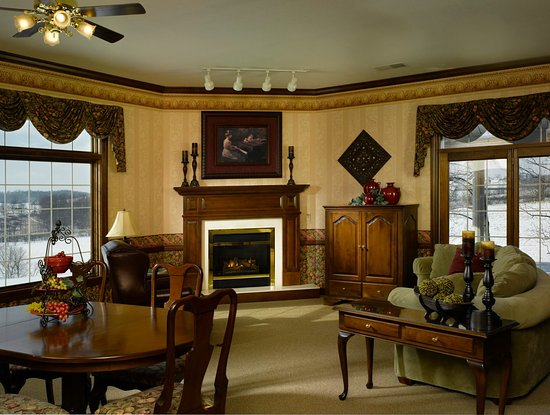 Oak Ridge Inn: Presidential Suite