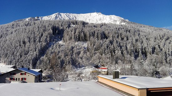 Gasthaus Sonne: View from the Front of the Sonne
