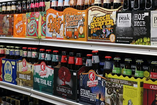 Amherst, MA: Beer Selection