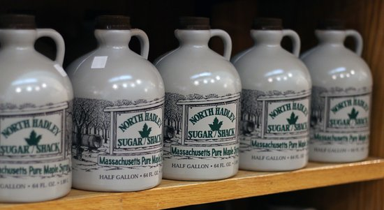 Amherst, MA: Local Maple Syrup