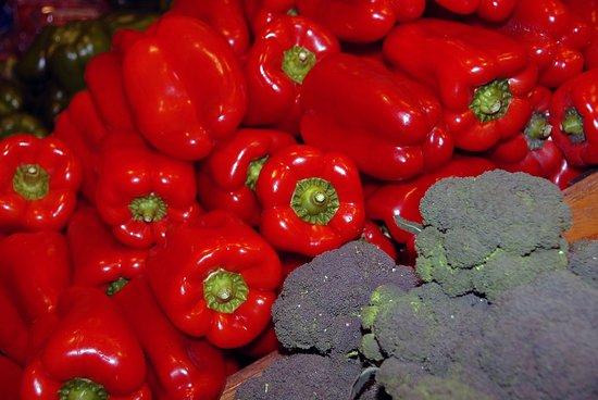 Amherst, MA: Fresh Produce