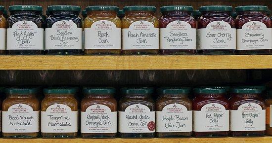 Amherst, MA: Stonewall Kitchen Jams and Jellies