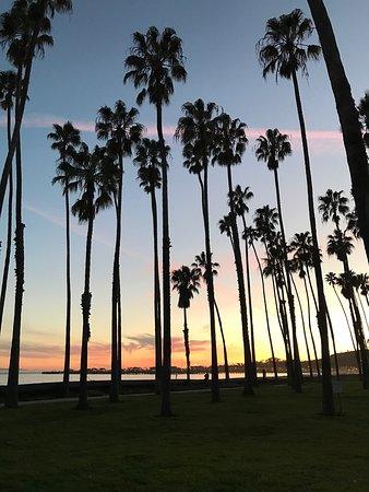 first trip to Santa Barbara
