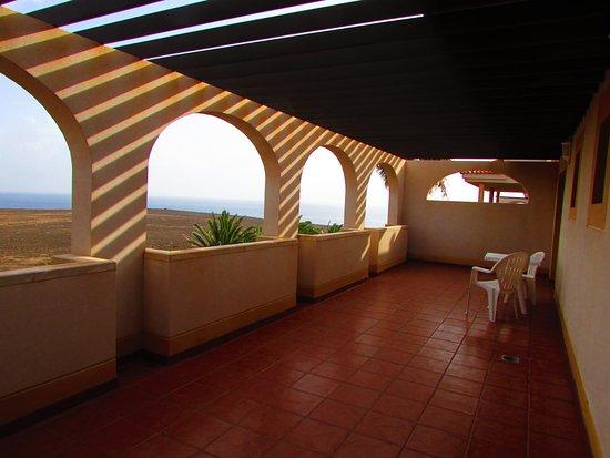 Elba Lucia Sport & Suite Hotel: Taras pokój 303S