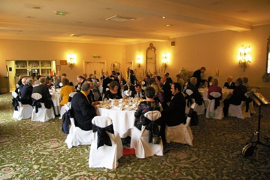 Tickton, UK: Rotary Club of Holderness Charter Lunch 2017