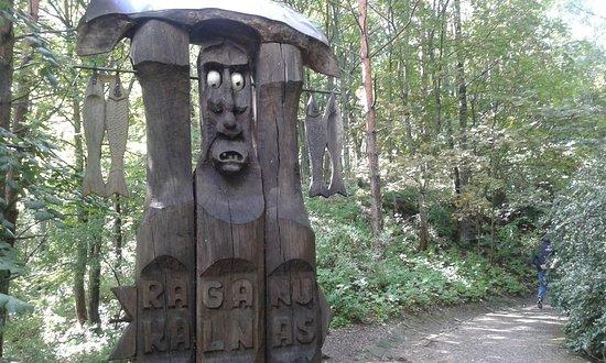 Juodkrante, Lithuania: tallas