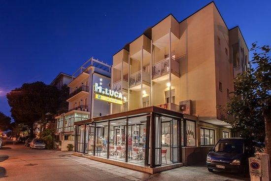 Hotel luca reviews cesenatico italy tripadvisor - Bagno giorgio cesenatico ...