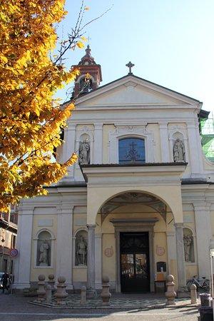 Chiesa Parrocchiale di San Macario o della Purificazione di Maria Vergine