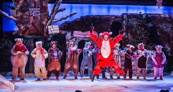 valley youth theatre a winnie the pooh christmas tail december 2016 - A Christmas Tail