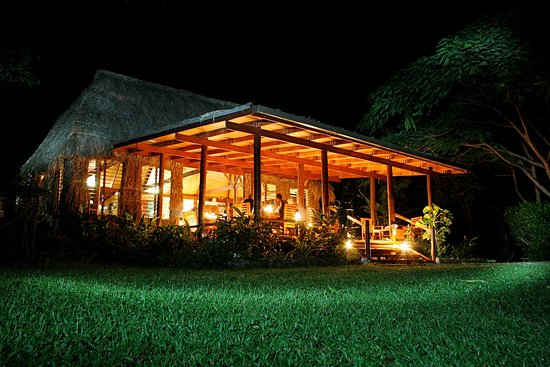 Matava - Fiji's Premier Eco Adventure Resort: The Terrace Restaurant