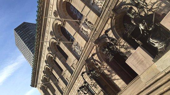 Fairmont Copley Plaza, Boston: The hotel is original