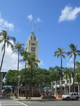 Gordon Biersch Brewery Restaurant Aloha Tower