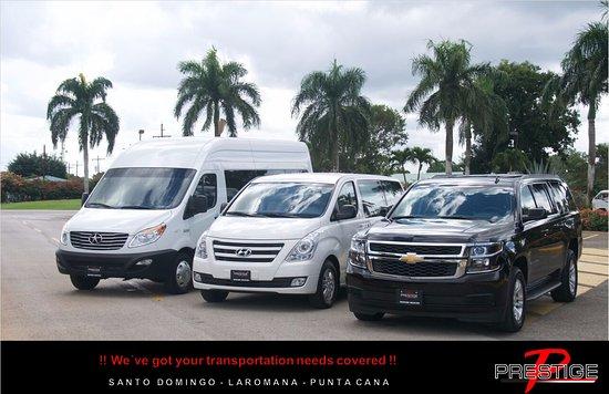 Prestige Car Service: Prestige Limousine Service (Santo Domingo, Dominican