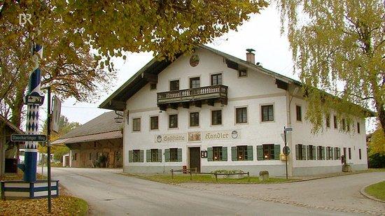 Oberhaching, Germany: Kandlerwirt, Oberbiberg