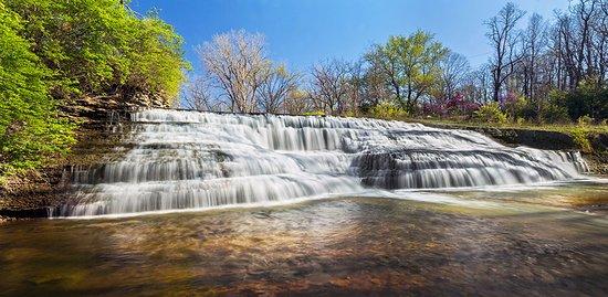 Richmond, IN: Thistlethwaite Falls