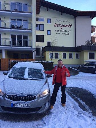 Otztal, Austria: Отличный отель