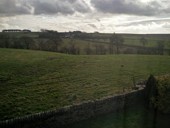 Eastmoor, UK: View from our room