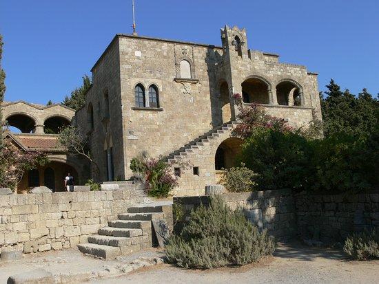 Filerimos, Greece: esterno del monastero