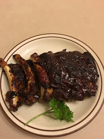 Freeport, MN: BBQ Pork Ribs on of our top sellers