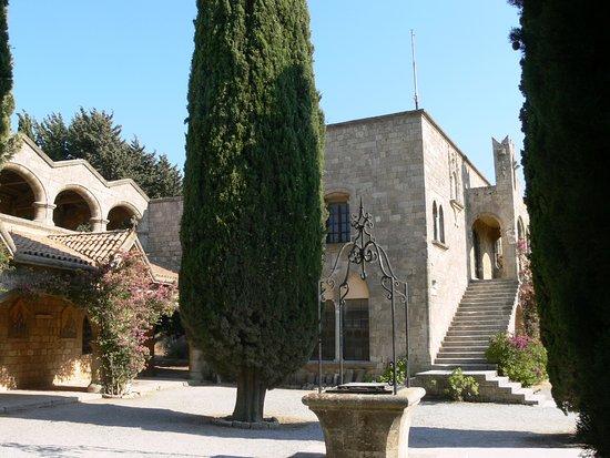 Filerimos, Greece: Il complesso monastico