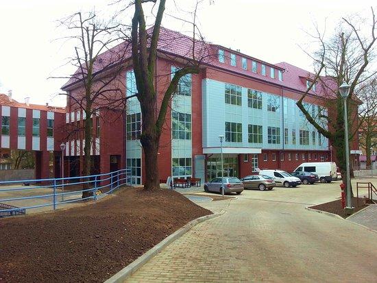 Muzeum Geologiczne Wydziału Nauk o Ziemi Uniwersytetu Szczecińskiego