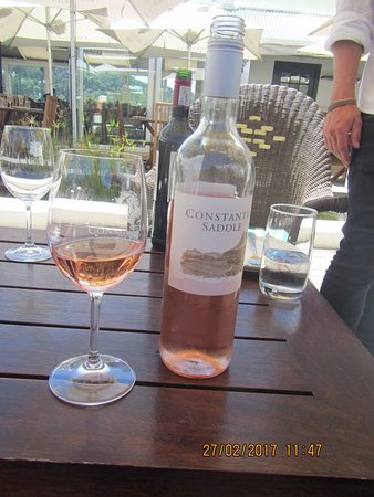 Constantia, Sydafrika: Great Wines
