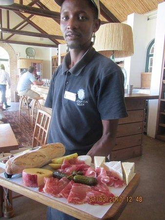 Constantia, Republika Południowej Afryki: Great Platters