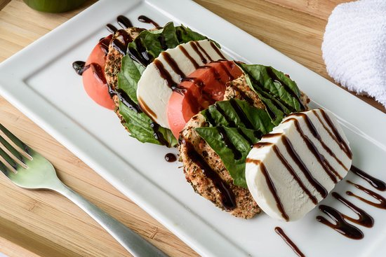 Chicken Caprese Stack Picture Of Swegs Kitchen Mid City New Orleans Tripadvisor