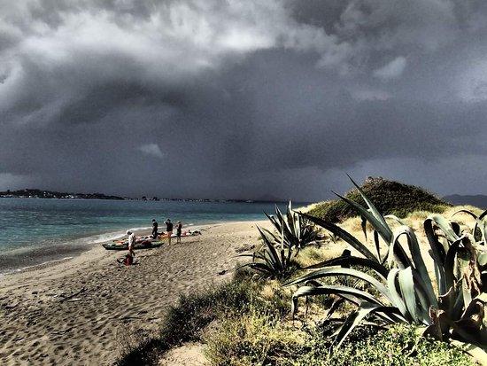 Lithakia, Grækenland: Camping Tartaruga