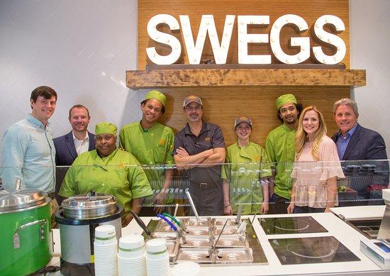 Swegs Team Picture Of Swegs Kitchen Mid City New Orleans Tripadvisor