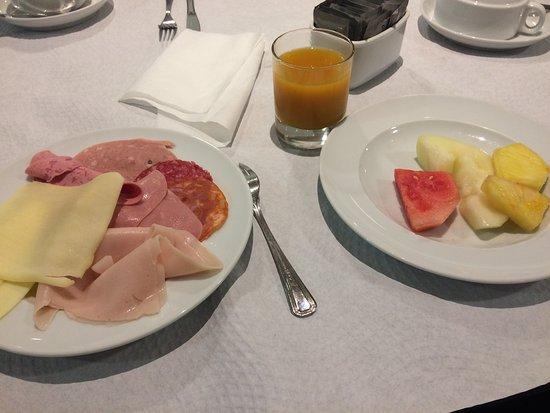 Hotel Principe Lisboa : Breakfast