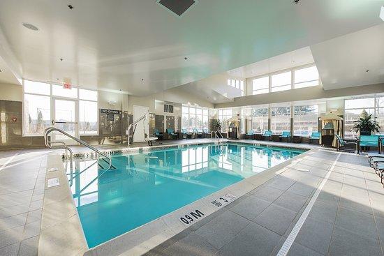 Residence Inn Philadelphia Glen Mills Concordville Indoor Pool