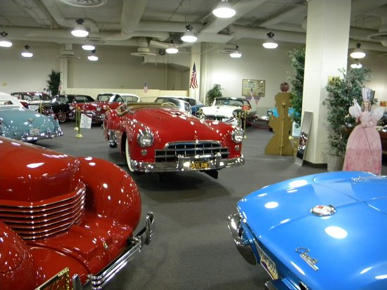 Nice Cars Picture Of Don Laughlins Classic Car Collection - Classic cars nice