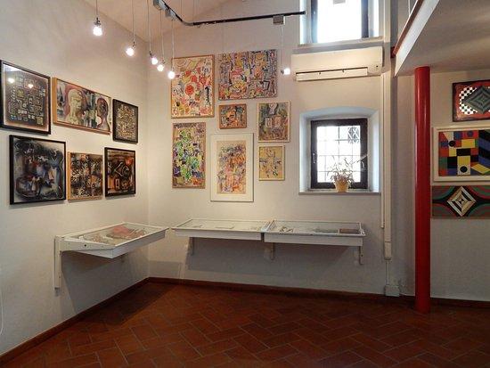 Lipica, سلوفينيا: Part of exhibition