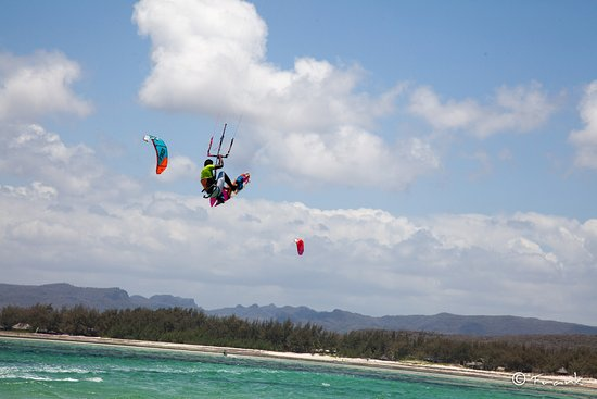 Ocean Lodge-kite et windsurf