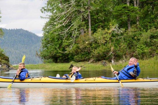 Southeast Sea Kayaks: Orcas Cove kayak 2016