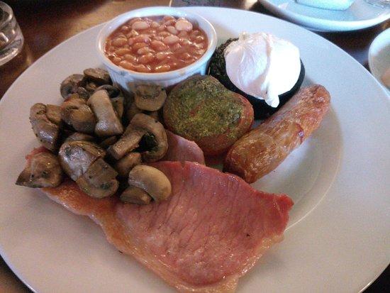 Askham, UK: Breakfast