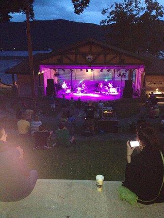 Lake George: festival